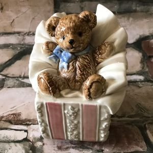 "OTAGIRI ""Let Me Be Your Teddy Bear"" music box"